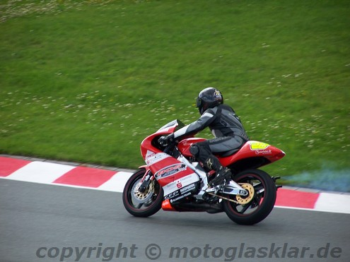 Aprilia Rennmaschine 250 ccm 2007 Kiefer Racing