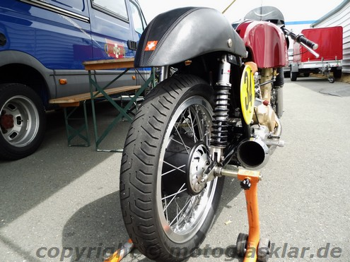 Arter Matchless G50 500 ccm Single
