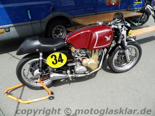 Matchless G50 Spitzname Golden Eagle