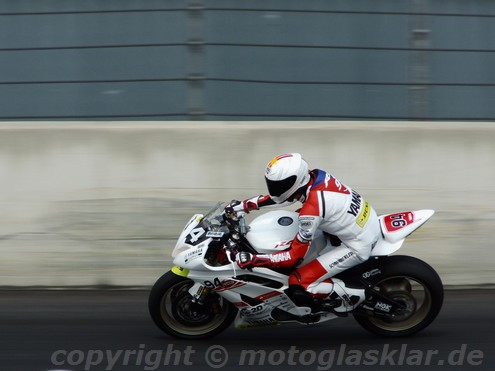 Rennserie Yamaha R6 Cup, #94 Petr Volajer