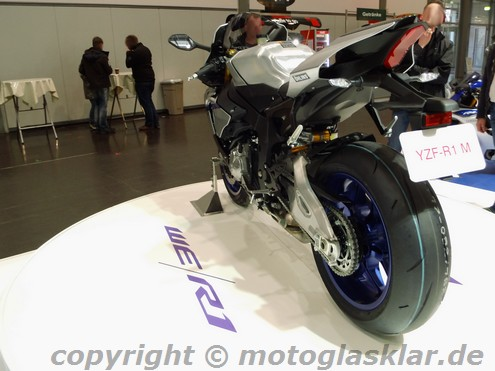 Yamaha Supersportler YZF R1 2015